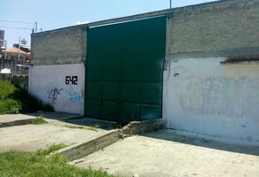 Foto de nave industrial en venta en manuel buendía télles girón s/n , barrio san gabriel, toluca, méxico, 14797011 No. 01