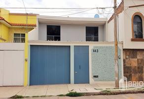 Foto de casa en renta en manuel gamboa , domingo arrieta, durango, durango, 0 No. 01