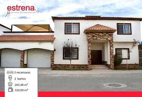 Foto de casa en venta en  , manuel gómez morín, juárez, chihuahua, 19260481 No. 01