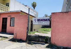 Foto de terreno habitacional en venta en manuel m. lombardini 2426, progreso, monterrey, nuevo león, 0 No. 01