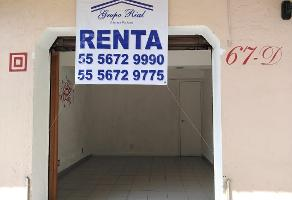 Foto de local en renta en manuel m. ponce , guadalupe inn, álvaro obregón, df / cdmx, 15144954 No. 01