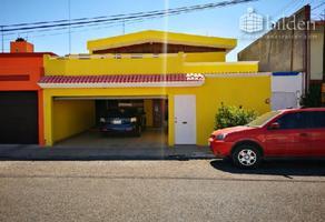 Foto de casa en venta en manuel rangel 100, guillermina, durango, durango, 17288654 No. 01