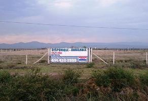 Foto de terreno comercial en venta en manzana 11, zona 1 , san juan de la vaquería, saltillo, coahuila de zaragoza, 10666943 No. 01