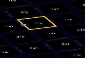 Foto de terreno habitacional en venta en manzana 229. calle 29 poniente y 31 poniente, calle 20 sur y 18 sur. , tulum centro, tulum, quintana roo, 0 No. 01