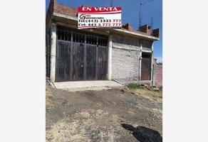 Foto de casa en venta en manzana 46, ciudad jardín, morelia, michoacán de ocampo, 8580576 No. 01