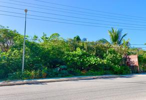 Foto de terreno habitacional en venta en manzana 58, lote 1, carretera puerto juárez punta sam lote 1 , supermanzana 86, benito juárez, quintana roo, 19349108 No. 01