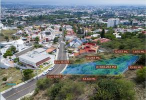 Foto de terreno habitacional en venta en manzana e 19, el pedregal de querétaro, querétaro, querétaro, 19852918 No. 01
