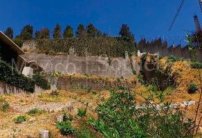 Foto de terreno habitacional en venta en manzana vii, sección oriente , san mateo tlaltenango, cuajimalpa de morelos, df / cdmx, 0 No. 01