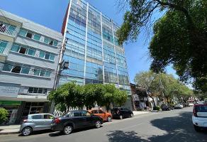 Foto de oficina en venta en manzanillo 83, roma sur, cuauhtémoc, df / cdmx, 0 No. 01