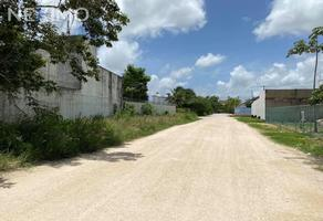 Foto de terreno habitacional en venta en maple 164, supermanzana 312, benito juárez, quintana roo, 21938387 No. 01