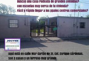 Foto de casa en venta en mar caribe 31, enrique cárdenas, matamoros, tamaulipas, 12018206 No. 01
