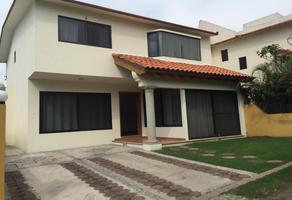 Foto de casa en renta en  , maravillas, cuernavaca, morelos, 11117152 No. 01