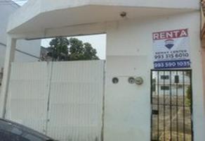 Foto de casa en renta en margarita maza de juarez , jesús garcia, centro, tabasco, 7077159 No. 01