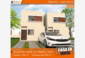 Foto de casa en venta en margarita maza de juárez lb 307, revolución verde, ciudad madero, tamaulipas, 17667190 No. 01