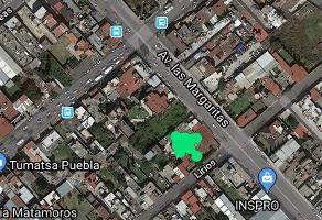Foto de terreno habitacional en venta en margaritas , bugambilias, puebla, puebla, 14048041 No. 01