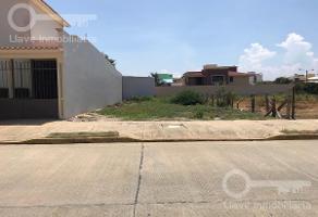 Foto de terreno habitacional en venta en  , maria de la piedad, coatzacoalcos, veracruz de ignacio de la llave, 11708877 No. 01