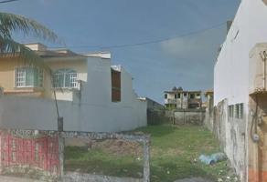 Foto de terreno habitacional en venta en  , maria de la piedad, coatzacoalcos, veracruz de ignacio de la llave, 11722128 No. 01
