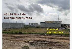 Foto de terreno habitacional en venta en maría lerma , del golfo, matamoros, tamaulipas, 12012816 No. 01