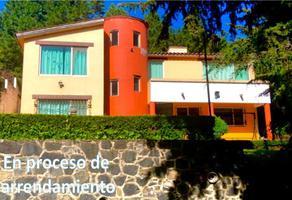 Foto de casa en renta en mariano escobedo 393 , santo tomas ajusco, tlalpan, df / cdmx, 17362654 No. 01