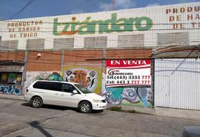 Foto de bodega en venta en  , mariano escobedo, morelia, michoacán de ocampo, 6800891 No. 01