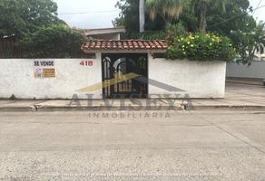 Foto de casa en venta en mariano romero 1234, chapultepec, culiacán, sinaloa, 0 No. 01