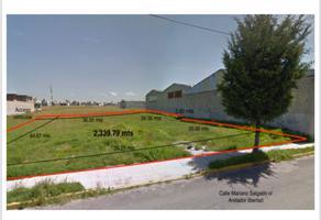 Foto de terreno habitacional en venta en mariano salgado , santa cruz atzcapotzaltongo centro, toluca, méxico, 0 No. 01