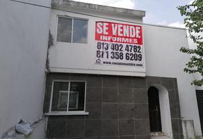 Foto de casa en venta en  , marin, cadereyta jiménez, nuevo león, 0 No. 01