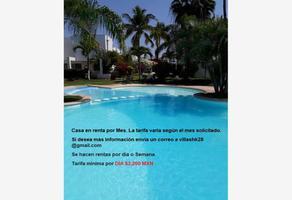 Foto de casa en renta en  , marina mazatlán, mazatlán, sinaloa, 10023444 No. 01