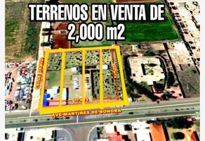 Foto de terreno habitacional en venta en martires de sonora , san gabriel, durango, durango, 10337901 No. 01