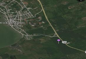 Foto de terreno habitacional en venta en  , mata redonda, pueblo viejo, veracruz de ignacio de la llave, 11699563 No. 01