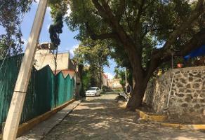 Foto de terreno habitacional en venta en matamoros , san nicolás totolapan, la magdalena contreras, df / cdmx, 0 No. 01