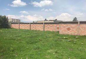 Foto de terreno habitacional en venta en matamoros , san salvador, toluca, méxico, 15113434 No. 01