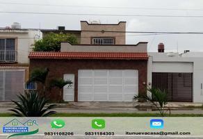 Foto de casa en venta en maxuxac , residencial chetumal i y ii (2004), othón p. blanco, quintana roo, 0 No. 01