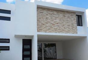 Foto de casa en renta en  , maya, mérida, yucatán, 10480441 No. 01
