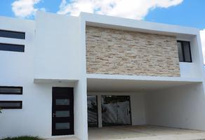 Foto de casa en renta en  , maya, mérida, yucatán, 7532326 No. 01