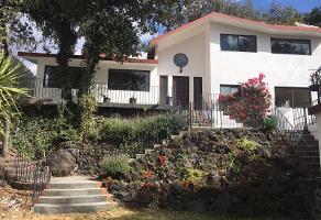 Foto de casa en renta en mayapan 142, jardines del ajusco, tlalpan, df / cdmx, 17790955 No. 01