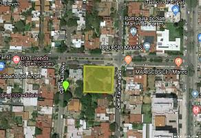 Foto de terreno habitacional en venta en mayas 3157, monraz, guadalajara, jalisco, 6702894 No. 01