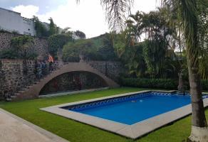 Foto de casa en renta en mazari , miraval, cuernavaca, morelos, 0 No. 01