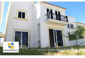 Foto de casa en venta en mazatlán, sinaloa, 82113 , club real, mazatlán, sinaloa, 15842927 No. 01