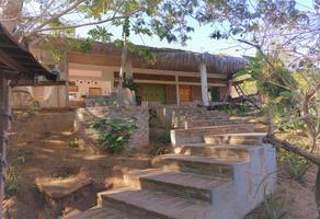 Foto de casa en venta en mazunte s/n , santa maría tonameca, santa maría tonameca, oaxaca, 18672512 No. 01