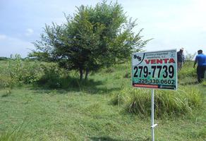 Foto de terreno habitacional en venta en  , medellin de bravo, medellín, veracruz de ignacio de la llave, 17655635 No. 01