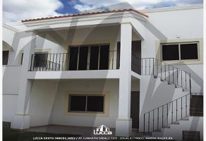 Foto de departamento en venta en mediterraneo santorini planta baja , mediterráneo club residencial, mazatlán, sinaloa, 11484550 No. 01