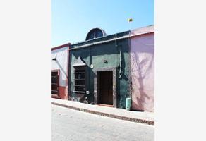 Foto de casa en venta en melchor ocampo 12, centro sct querétaro, querétaro, querétaro, 21010226 No. 01