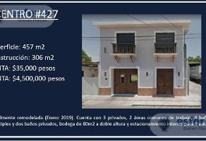 Foto de oficina en venta en  , merida centro, mérida, yucatán, 11176347 No. 01