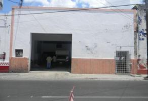 Foto de nave industrial en venta en  , merida centro, mérida, yucatán, 17951729 No. 01