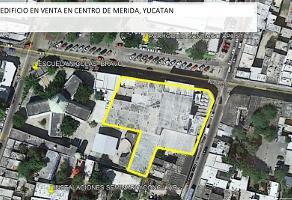 Foto de edificio en venta en  , mérida, mérida, yucatán, 11729771 No. 01