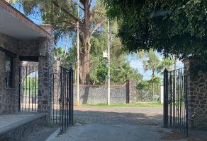 Foto de terreno habitacional en venta en mesón del prado , villas del mesón, querétaro, querétaro, 0 No. 01