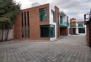 Foto de casa en venta en mesones , privada la morena, tulancingo de bravo, hidalgo, 14520372 No. 01