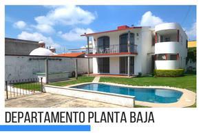 Foto de departamento en renta en mexapa 1, hacienda tetela, cuernavaca, morelos, 0 No. 01