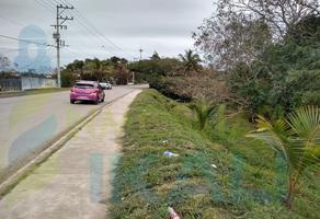 Foto de terreno habitacional en venta en  , mexicana miguel alemán, tuxpan, veracruz de ignacio de la llave, 12626445 No. 01